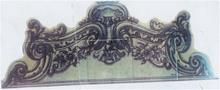 Tile Mural Door Toppers and Window Frames